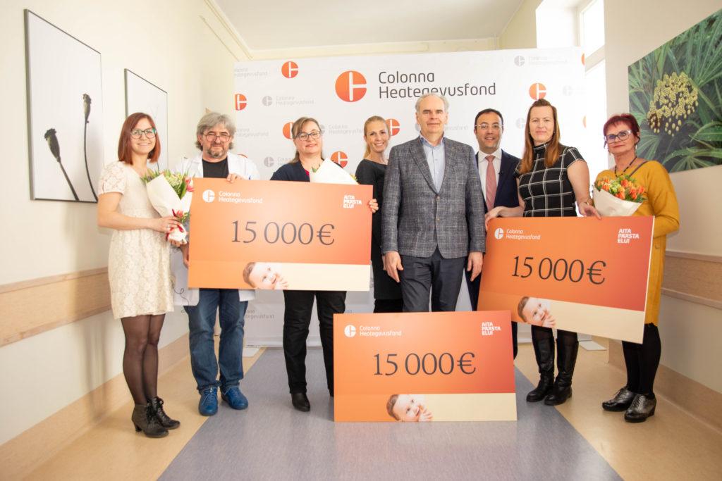 Colonna Heategevusfond ITK 27 märts 2019-27
